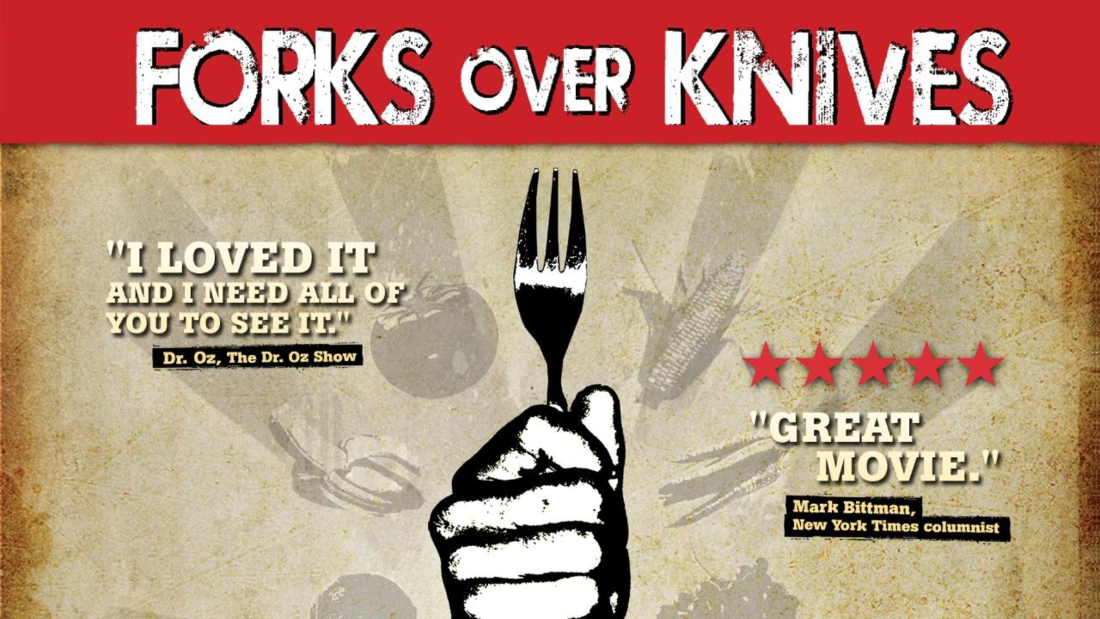 Forks Over Knives - Mass Food Consumption and Escalating Rates of Health Decline