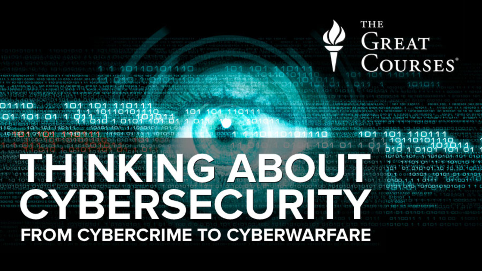 Thinking about Cybersecurity - From Cyber Crime to Cyber Warfare
