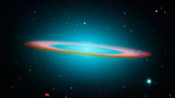 The Sombrero Galaxy: An Island Universe