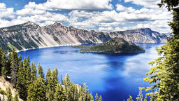 Crater Lake, Olympic, North Cascades