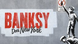 Banksy Does New York - When NYC Becomes the Street Art Vigilante's Canvas